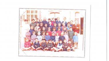 Anciennes photos de classe
